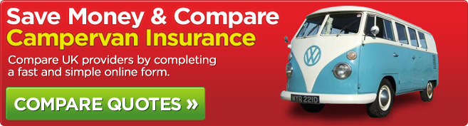 Compare campervan insurers online in minutes