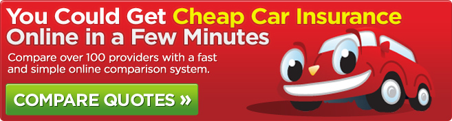 Get the cheapest car insurance online when you compare prices