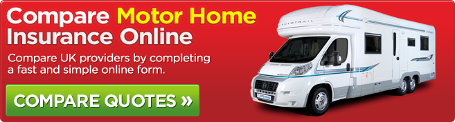 Save money online and get cheaper motorhome insurance