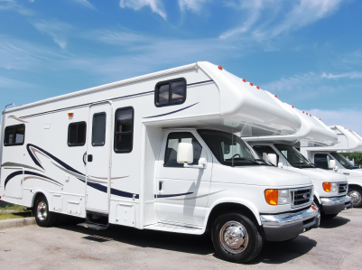 Save money on your new motorhome insurance
