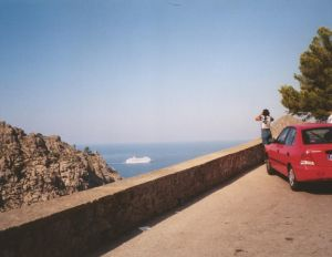 check that your cheap car insurance covers you when travelling abroad in your car