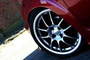 installing alloy wheels to your car may see your car insurance premiums rise