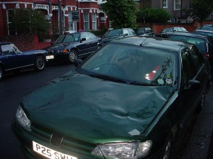 your car insurance is likely to be cheaper if you park your car on the drive or in the garage rather than on the road outside your home