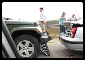 what do you have to do if you are involved in a car accident?