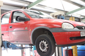 shouldn' you make sure that you have your car serviced on a regular basis?