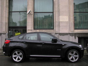 A BMW X6 comes under insurance group 50