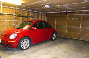 cheaper car insurance may be available if you left your car overnight in the garage rather than on the roadside
