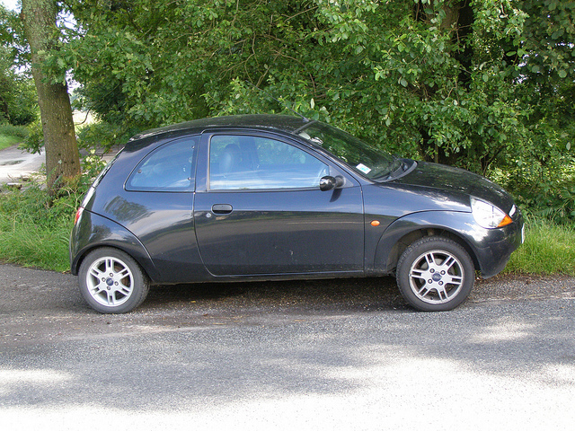 The Make And Model Of Car Has An Impact On The Car Insurance Premium A Ford Ka