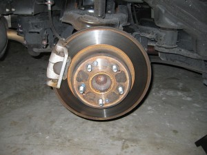 Your car insurance could be affected if you drive a car with defective brakes