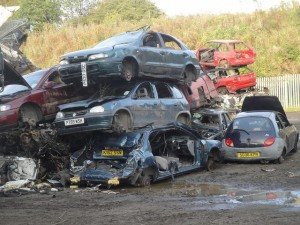 If a car is beyond repair it may be written off and scapped which provides some protection for the motorist to make sure badly damaged cars do not end up back on our roads
