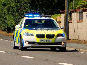 It is easy for the police here in the UK to speddily stablish if a car does not have any insurance cover.