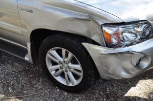 Car insurance premiums are likley to increase in part due to the number of motoring accidents