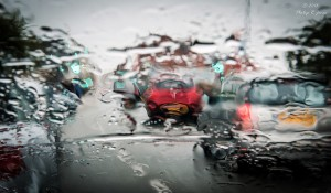 Telematics car insurance premiums may be affected by adverse weather conditions.