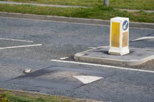 Fatal accidents could be reduced by speed bumps and lower the number of car insurance claims being made by motorists